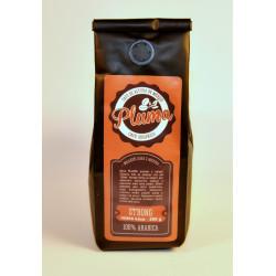 Káva Pluma strong mletá 250g