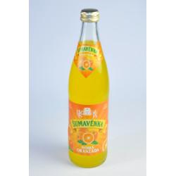 Limonáda Šumavěnka dobrá...