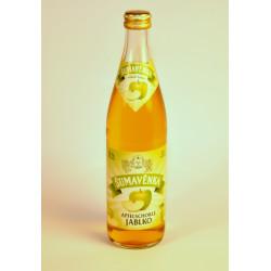 Limonáda Šumavěnka jablko 0,5l