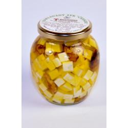 Sýr nakládaný v oleji...
