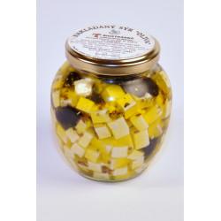 Sýr nakládaný v oleji,...