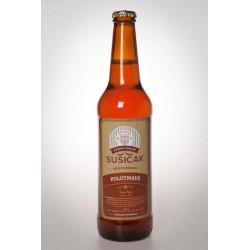Pivo polotmavý ležák 0,5l