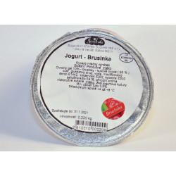 Jogurt brusinka Šumavský...