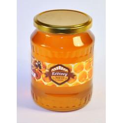 Med květový (sklenice 950g)
