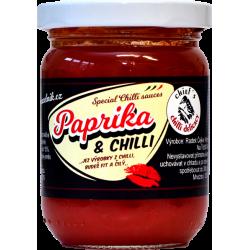 Paprika & chilli omáčka...